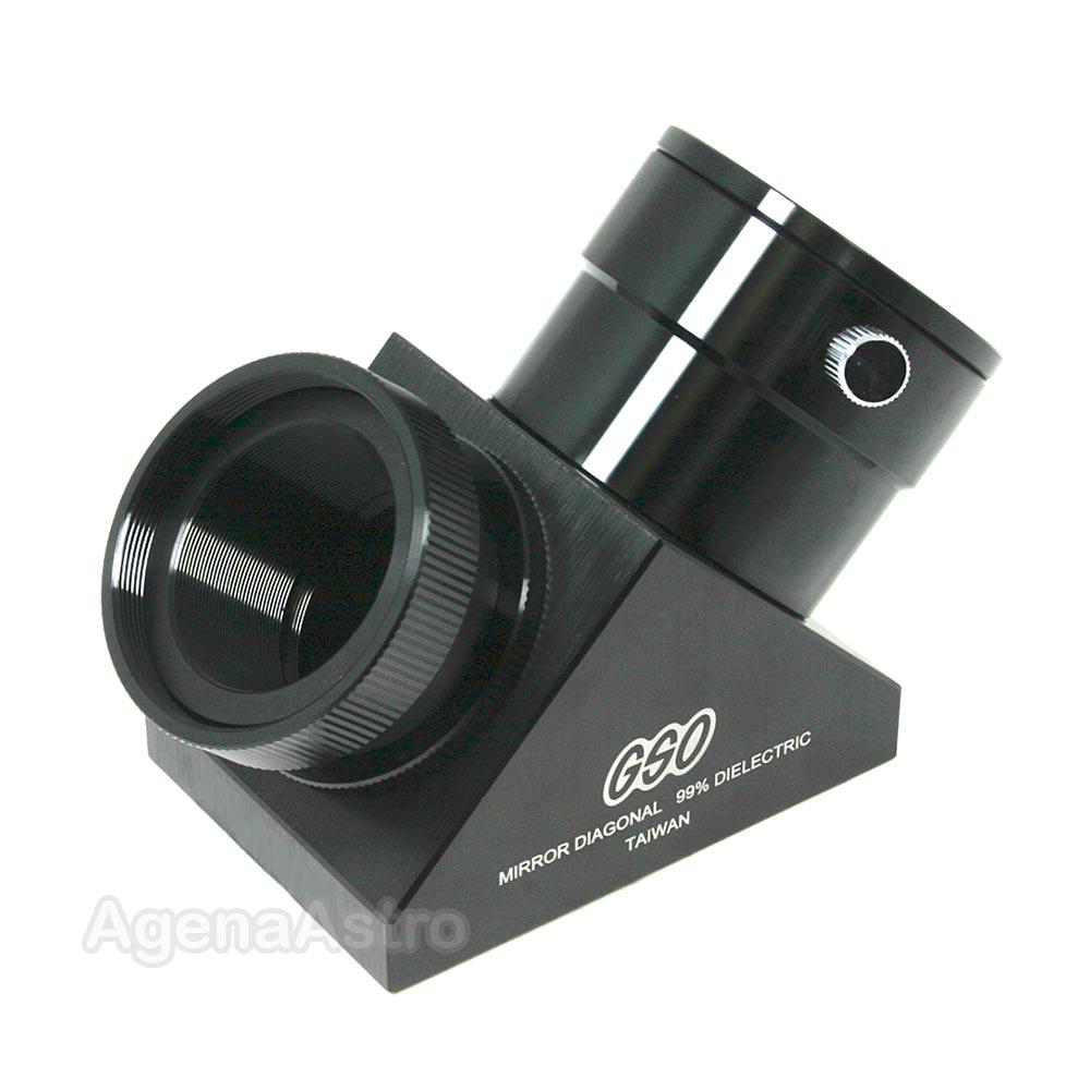 Gso 2 Quot 90 Deg 99 Dielectric Mirror Diagonal For Sct Telescope