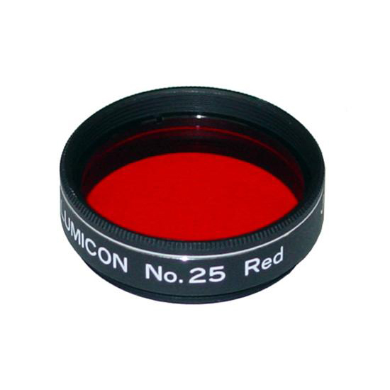 Lumicon Color//Planetary Filter #25 Red 2 # LF2040
