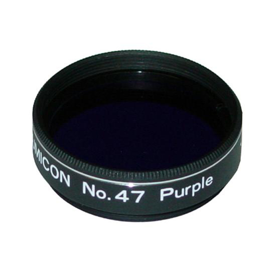 """Telescope Planetary Lens Moon Eyepiece 1.25/"""" Filter Thread Clear Image 2.5mm"""