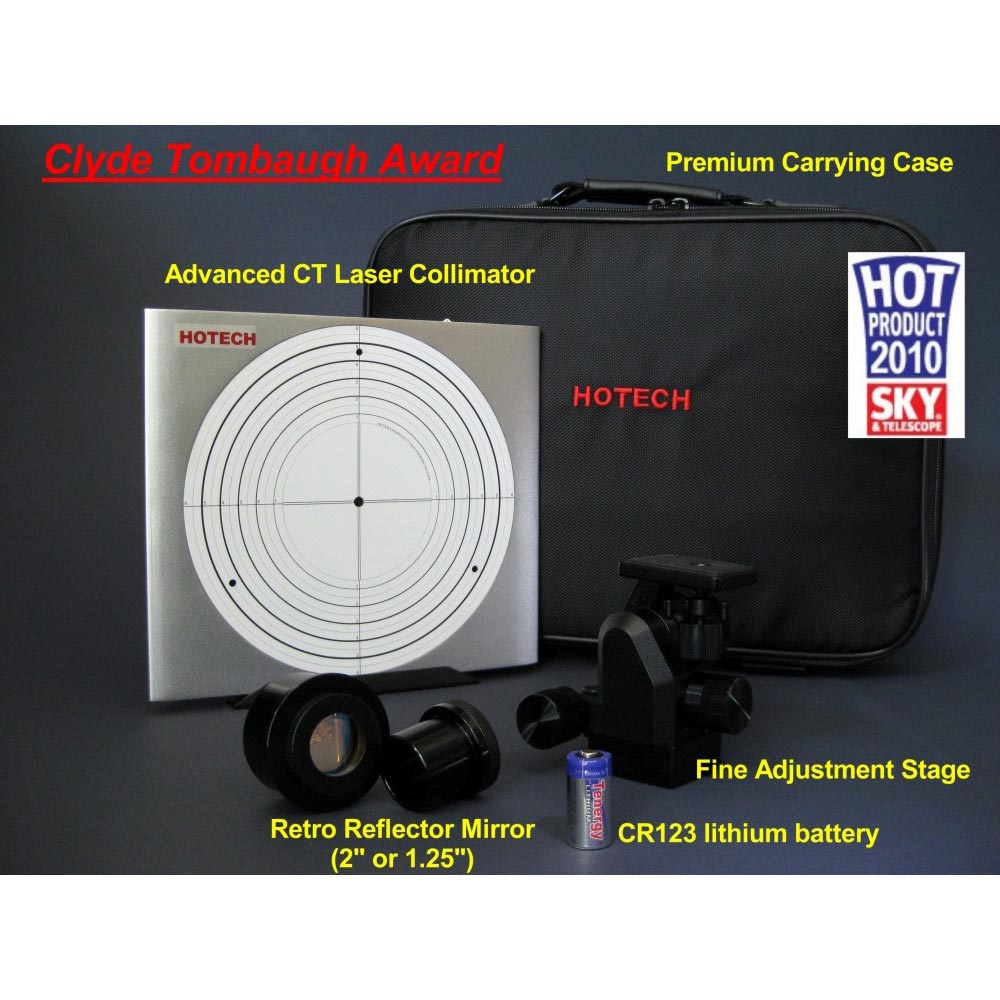 hotech advanced ct laser collimator for sct collimation act m125 ebay. Black Bedroom Furniture Sets. Home Design Ideas