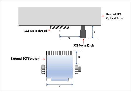 Upgrading the Focuser of Your Schmidt-Cegrain Telescope on