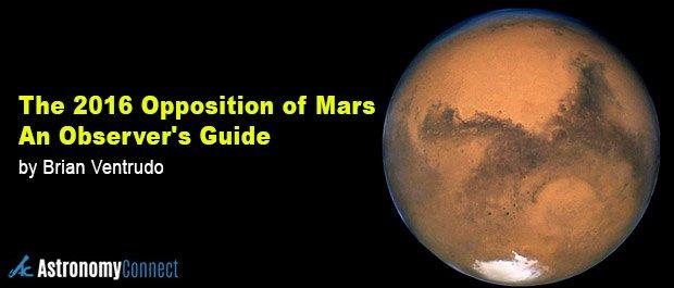 2016 Opposition of Mars