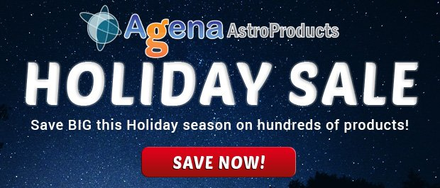 Agena Holiday Sale