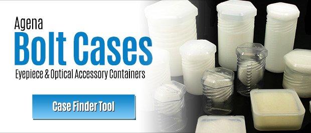 Agena Eyepiece Container Lookup Tool
