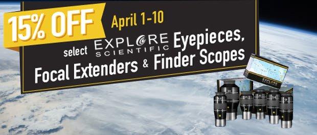 Explore Scientific NEAF Sale