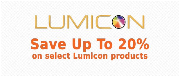 Lumicon Holiday Sale