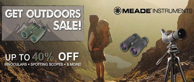 Meade Sport Optics Sale