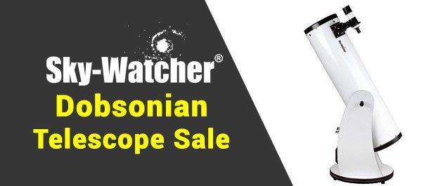Sky Watcher Dobsonian Promo
