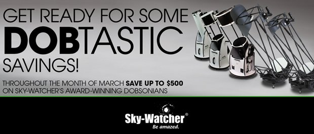 Sky Watcher Dobsonian Sale
