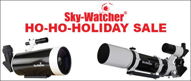 Sky Watcher Holiday Sale