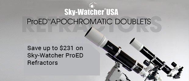 Sky Watcher ProEd Promotion