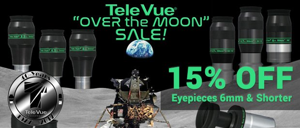 Tele Vue Over the Moon Sale