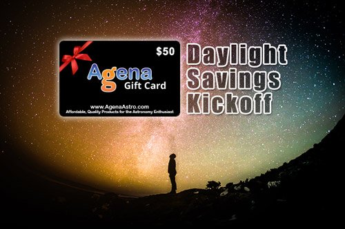 Daylight Savings Kickoff Contest